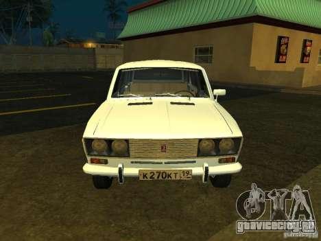 ВАЗ 2106 Универсал для GTA San Andreas вид слева
