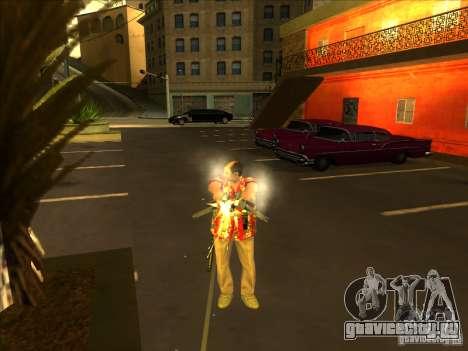 Рикардо Диаз для GTA San Andreas третий скриншот