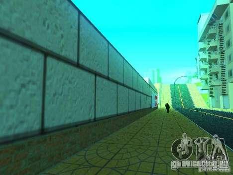 Новые текстуры магазина SupaSave для GTA San Andreas пятый скриншот