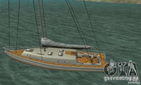 Marquis HD для GTA San Andreas вид слева