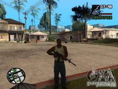 ID из CS 1.6 для GTA San Andreas