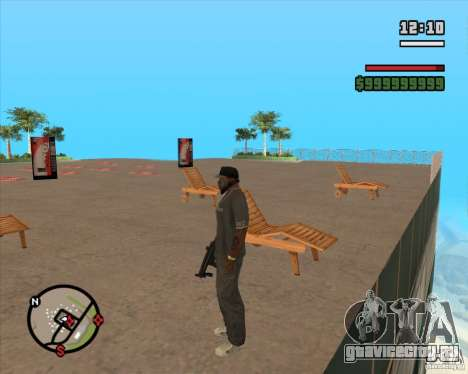 CJ - Мэр для GTA San Andreas пятый скриншот