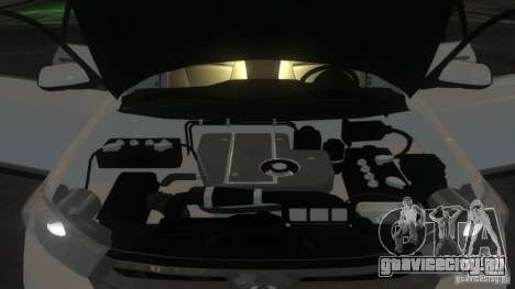 Toyota Highlander 2012 v2.0 для GTA 4 вид сверху