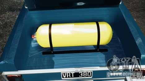Renault Torino 380 W для GTA 4 вид снизу