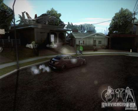 Новые дороги во всем San Andreas для GTA San Andreas четвёртый скриншот