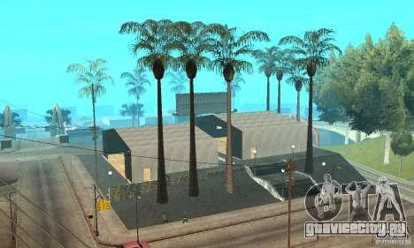 Basketball Court v6.0 для GTA San Andreas третий скриншот