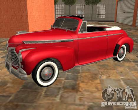 Chevrolet Special DeLuxe 1941 для GTA San Andreas