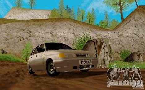 ВАЗ 2111 для GTA San Andreas