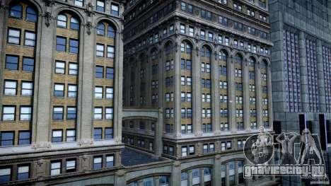 TRIColore ENBSeries Final для GTA 4 двенадцатый скриншот