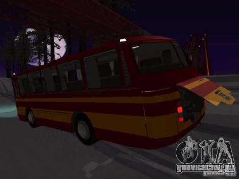 ЛАЗ 697Н для GTA San Andreas вид справа