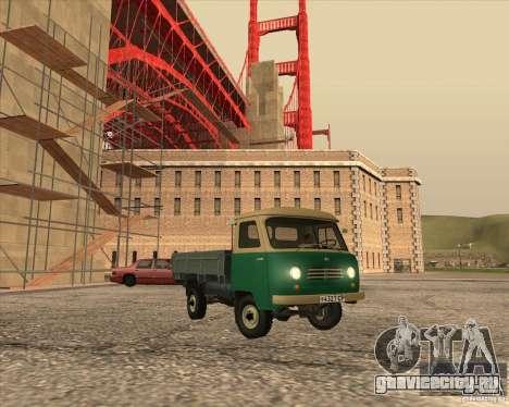 УАЗ 450Д для GTA San Andreas вид слева