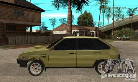 ВАЗ 21093 для GTA San Andreas вид слева