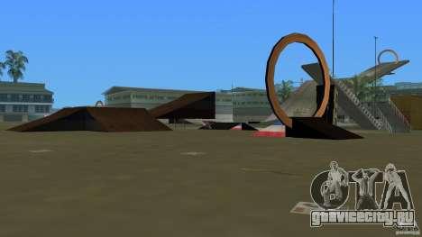 Stunt Dock V2.0 для GTA Vice City третий скриншот