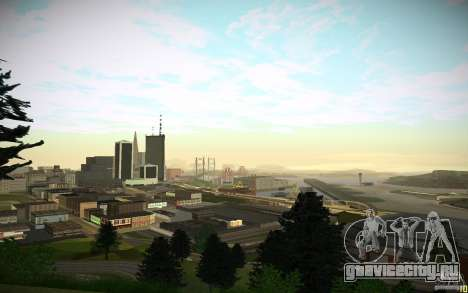 Timecyc для GTA San Andreas четвёртый скриншот