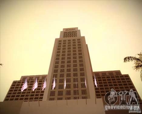 Новые текстуры Мерии для GTA San Andreas третий скриншот