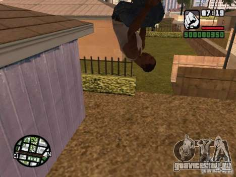 ACRO Style mod by ACID для GTA San Andreas четвёртый скриншот