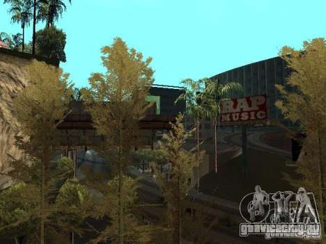Реп квартал v1 для GTA San Andreas третий скриншот