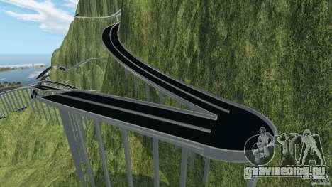 MG Downhill Map V1.0 [Beta] для GTA 4 пятый скриншот