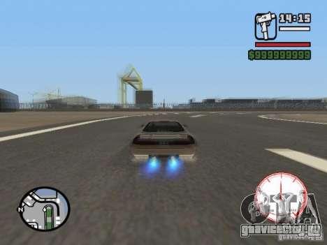 Спидометр DepositFiles для GTA San Andreas