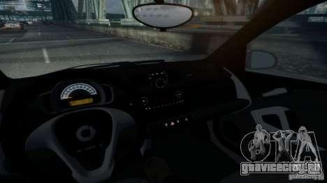 Smart ForTwo 2012 v1.0 для GTA 4
