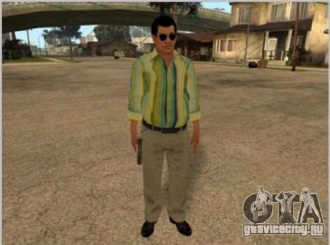 Скины La Cosa Nostra для GTA San Andreas третий скриншот