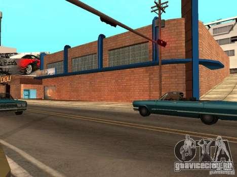 Новый трансфендер в Лос Сантосе. для GTA San Andreas второй скриншот