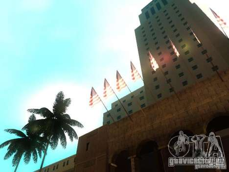 City Hall Los Angeles для GTA San Andreas пятый скриншот