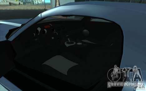 Dodge Viper SRT10 ACR для GTA San Andreas вид справа