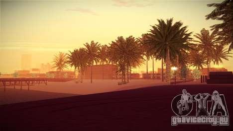 HD Trees для GTA San Andreas пятый скриншот