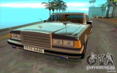 ЗиЛ 41041 для GTA San Andreas вид слева