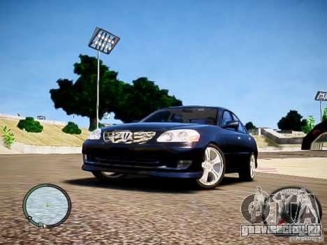 TOYOTA MARK II GRANDE HD для GTA 4