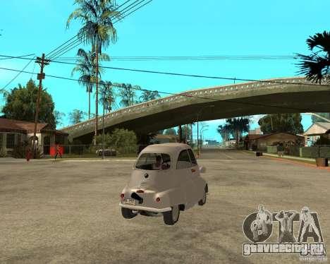 BMW Isetta для GTA San Andreas