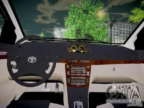 Toyota Vitz для GTA 4 вид сзади
