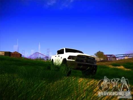 Dodge Ram Heavy Duty 2500 для GTA San Andreas
