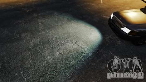 Ксеноновые фары для GTA 4