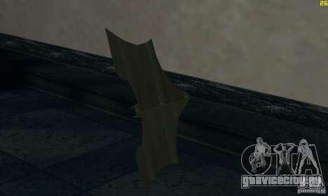 Бэтаранг для GTA San Andreas второй скриншот