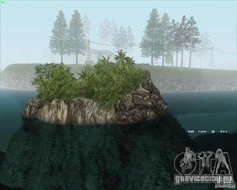 Project Oblivion 2010HQ для GTA San Andreas второй скриншот