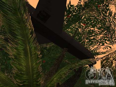 Тайна тропического острова для GTA San Andreas шестой скриншот