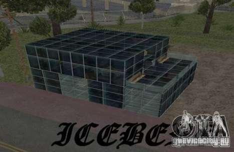 Двух этажный коттедж для GTA San Andreas