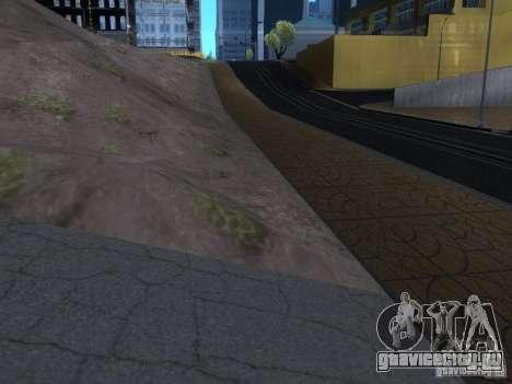 ENBSeries от Rinzler для GTA San Andreas десятый скриншот