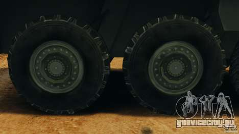 Stryker M1128 Mobile Gun System v1.0 для GTA 4 вид сбоку