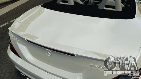 Mercedes-Benz SLK 2012 v1.0 [RIV] для GTA 4 салон