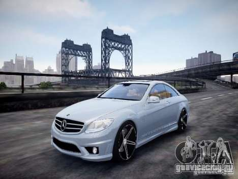 Mercedes-Benz CL65 AMG для GTA 4