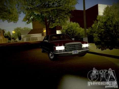 IG ENBSeries for low PC для GTA San Andreas четвёртый скриншот