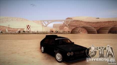 Lancia Delta S4 для GTA San Andreas