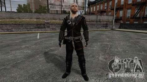 Геральт из Ривии v7 для GTA 4