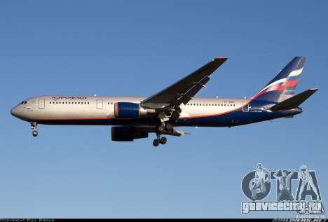 Загрузочные Экраны Boeing 767 для GTA San Andreas четвёртый скриншот