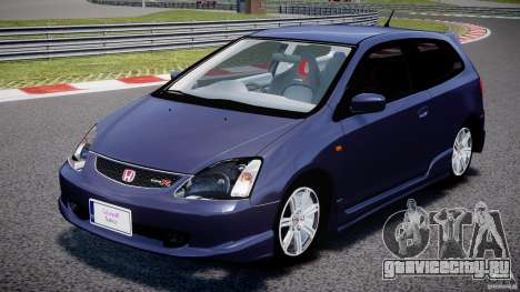 Honda Civic Type-R для GTA 4