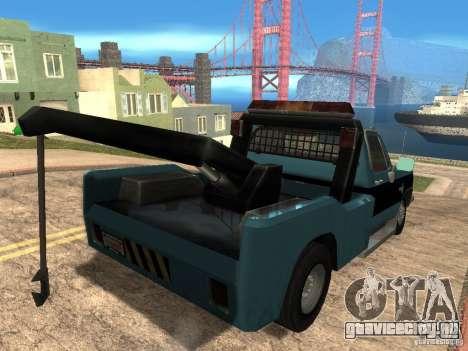 Chevrolet Towtruck для GTA San Andreas вид справа