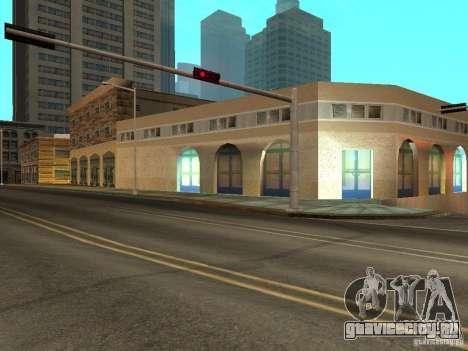 New Mullholland - Новая улица Мулхолланд для GTA San Andreas третий скриншот